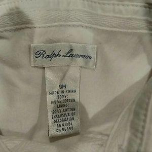 Ralph Lauren Dresses - Ralph Lauren Baby Dress